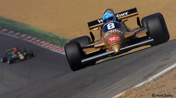 #8 Arrows Historic Formula 1 by 330bmw