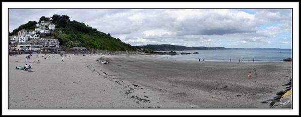Looe Bay. by rpba18205