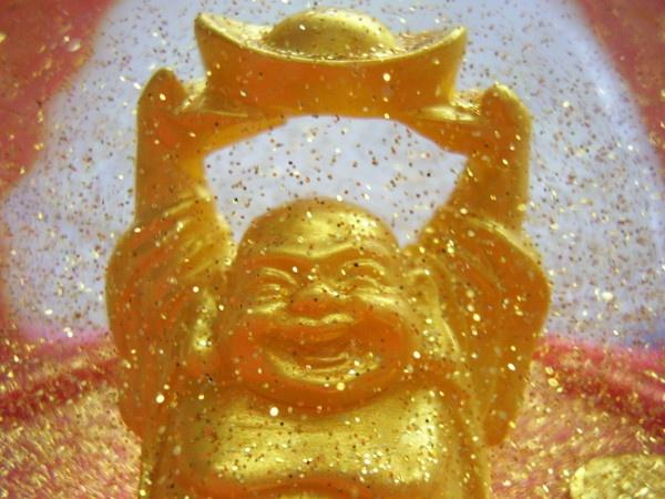 God of Gold by Virna