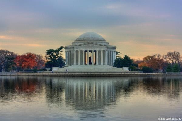 Thomas Jefferson Memorial-Washington D.C. by 1Wizzard1
