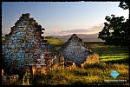 derelict farm building northumberland by gordon.m