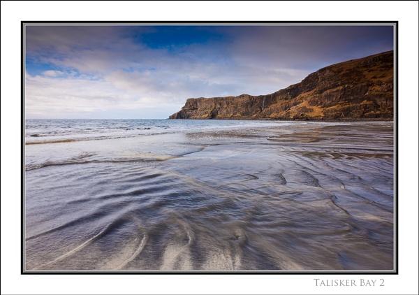 Talisker Bay 2... by Scottishlandscapes