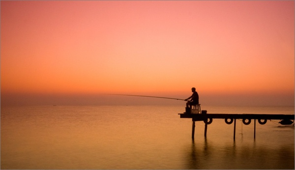 The fisherman by Angi_Wallace