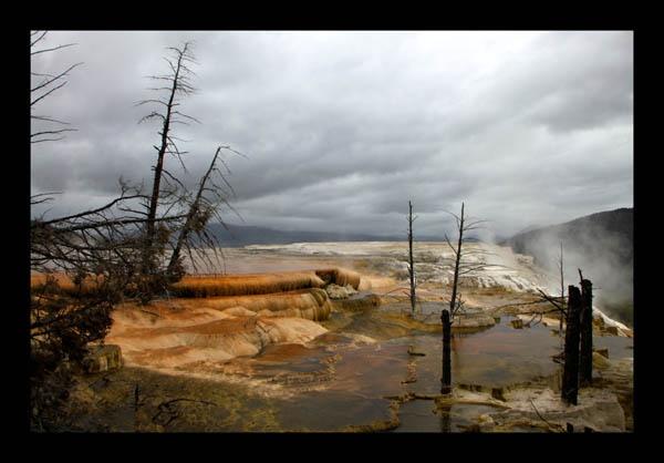 Geothermal Landscape by katep1