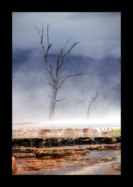 Geothermal Landscape 2 by katep1