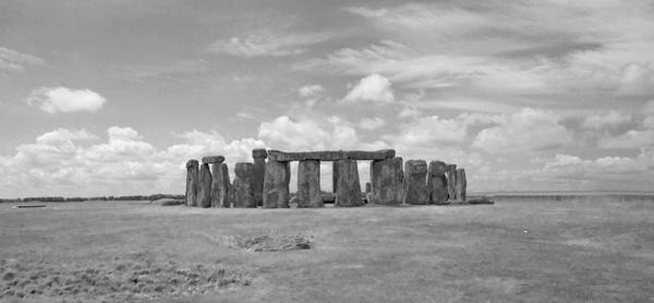 Stonehenge - Infrared by Artois