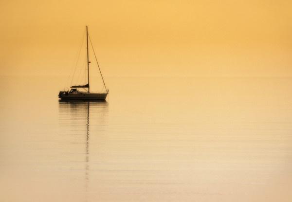 The Calm by kevski