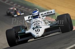 Katsu Kubota-Williams FW07C-14
