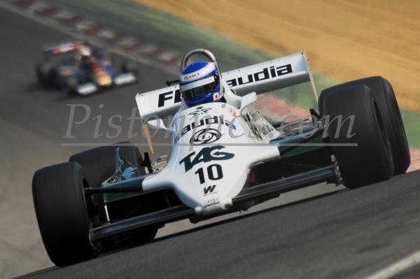Katsu Kubota-Williams FW07C-14 by Wilmot