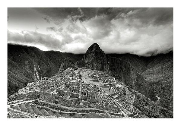 Maccu Picchu Mono by philsmed