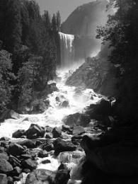 Vernal Falls, Yosemite Valley