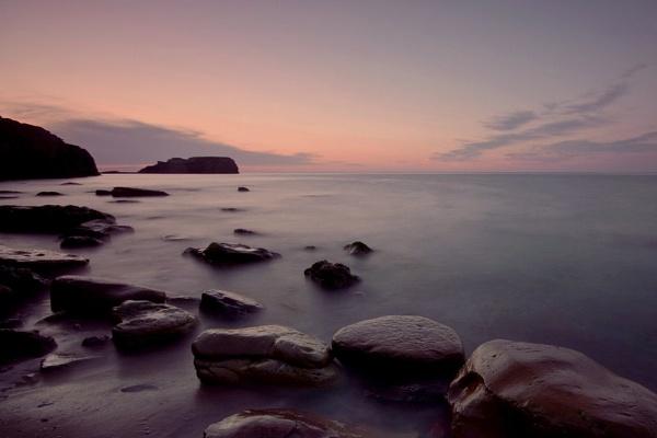 Saltwick Sunset II by Warriorpoet