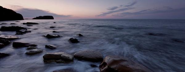 Saltwick Sunset IV by Warriorpoet