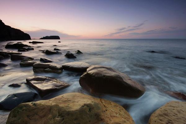 Saltwick Sunset V by Warriorpoet
