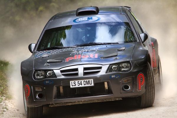 Mg Rally car by Sloman