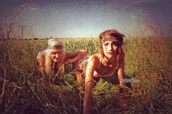 Headband Hippy II by mashnash