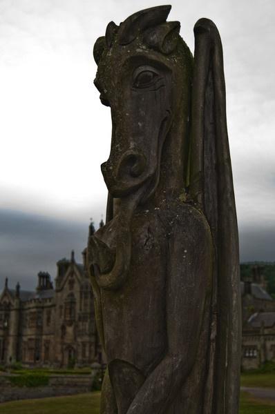Gothic Dragon by ASM9633