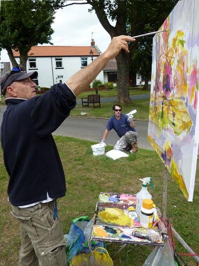 Artist & Painter by Radnox