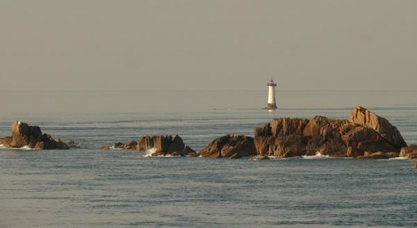 Pointe du Grouin Light House by Rapido57