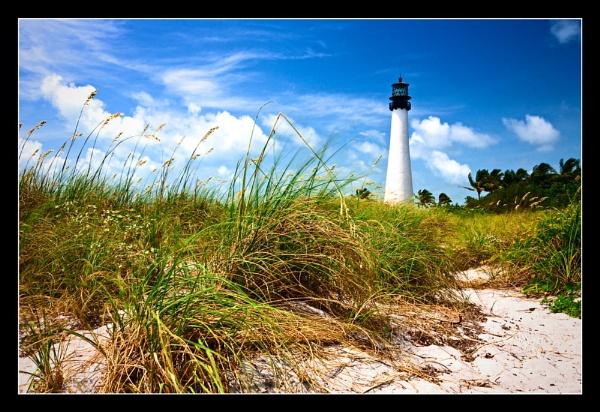 Cape Florida Lighthouse by Porthos