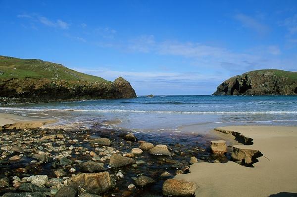 Dalbeg, Isle of Harris by landscapepics