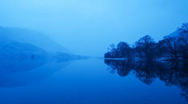 Winter blues by hotchef23