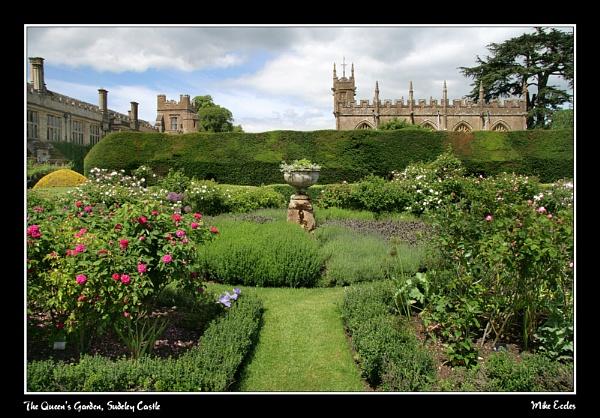 The Queen\'s Garden by oldgreyheron