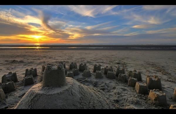 Sand castles by PeterK001