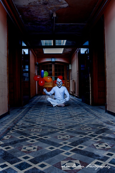 Clowning with insanity by Sean_Dillon