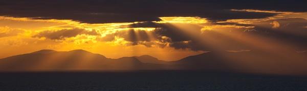 Sunbeams by treblecel