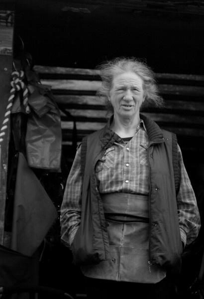 Vendor Lady by Lean