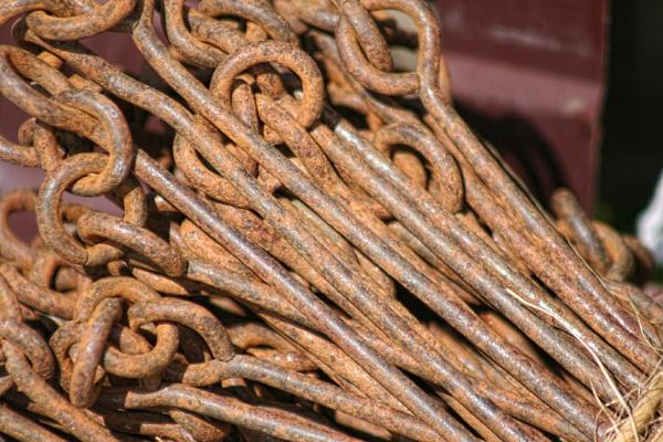 Chain Rust by GordonLack