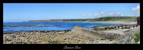 Sennen Cove Panorama by rpba18205