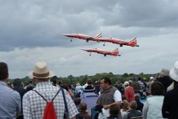 Air show Fairford