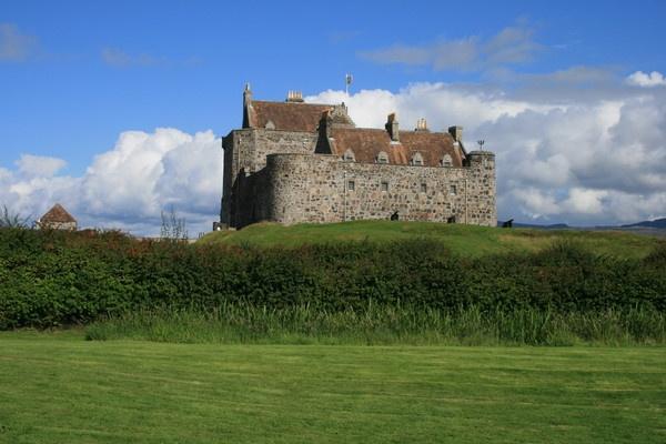 Duart castle by EMAC