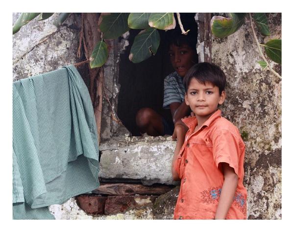 Kids in the Ruins by devlin