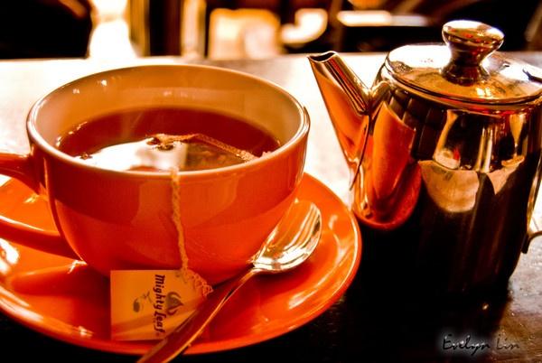 Afternoon Tea by Shark_Teeth