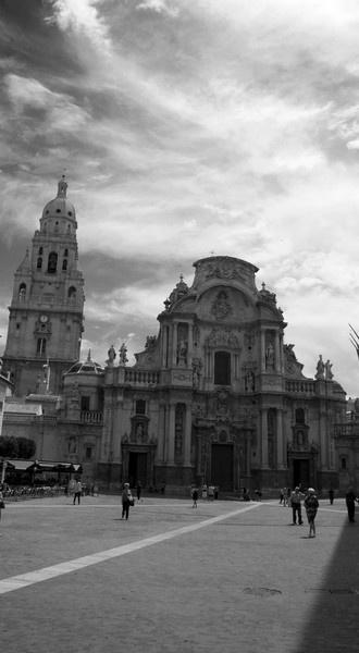 Spanish Church by AndyMcCartan