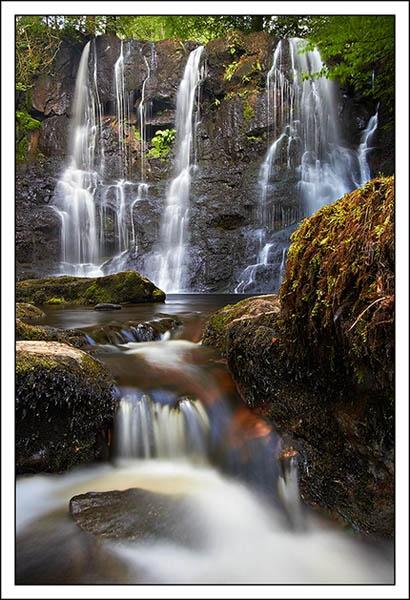 Ess-na-Crub Waterfall by srh