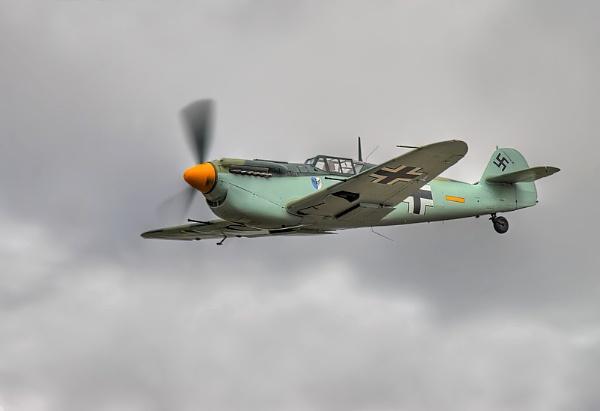 Messerschmitt by proberts