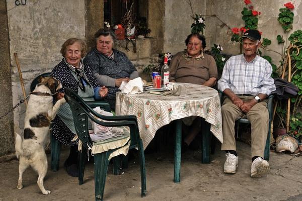 Los Jubilados by tinemazgon