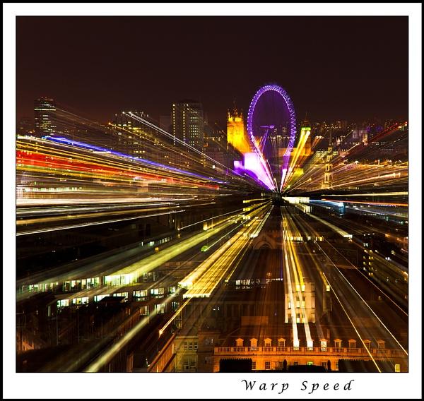 Warp Speed by gregl