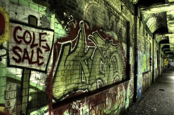 Underground 2 by miowbeast