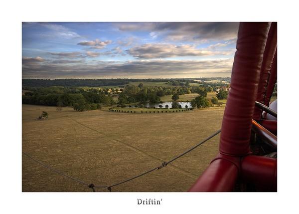 driftin by deegee