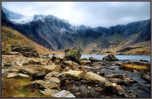 Snowdonia by TelStar