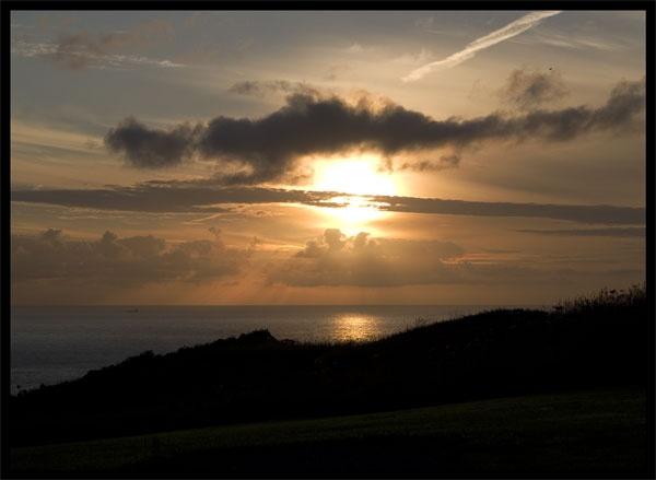 Sunset by johnhiggins