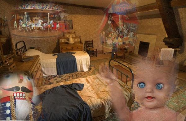 The Nursery After Dark by harryw