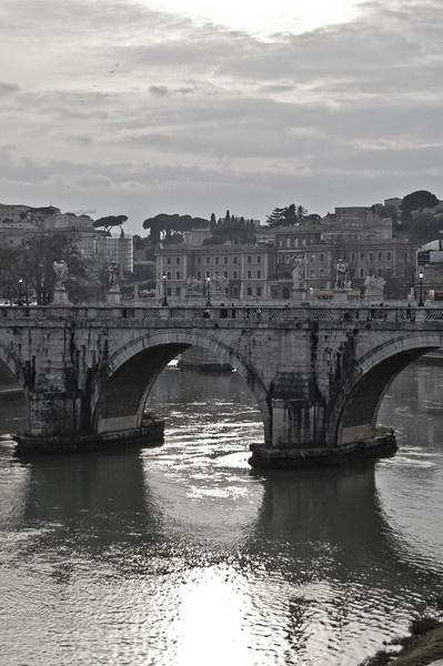 italian bridge by possumhead