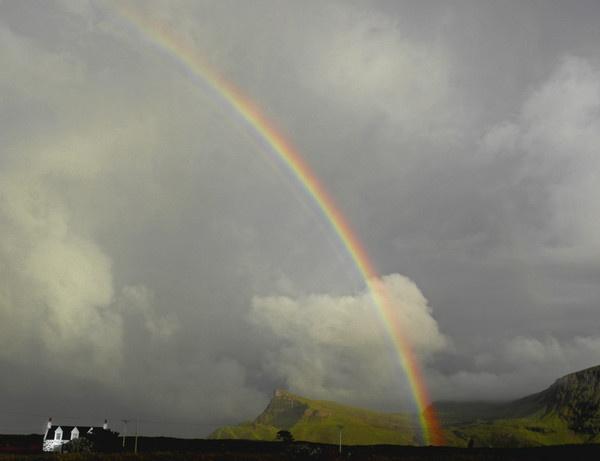 Klimaluag Rainbow by Georgecrawf