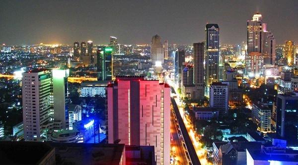 Bangkok, Thailand by depthimages